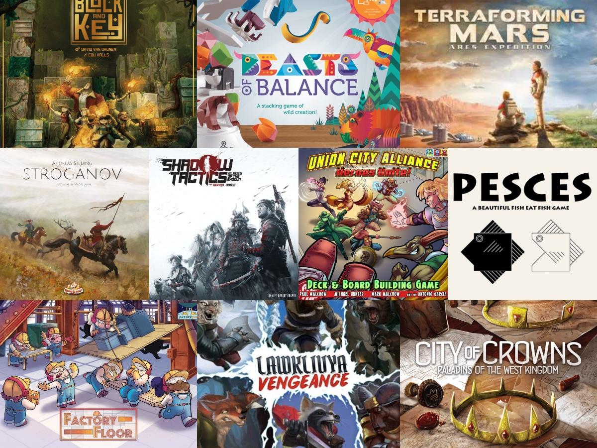 Noticias - Kickstarters 15/02 - 21/02