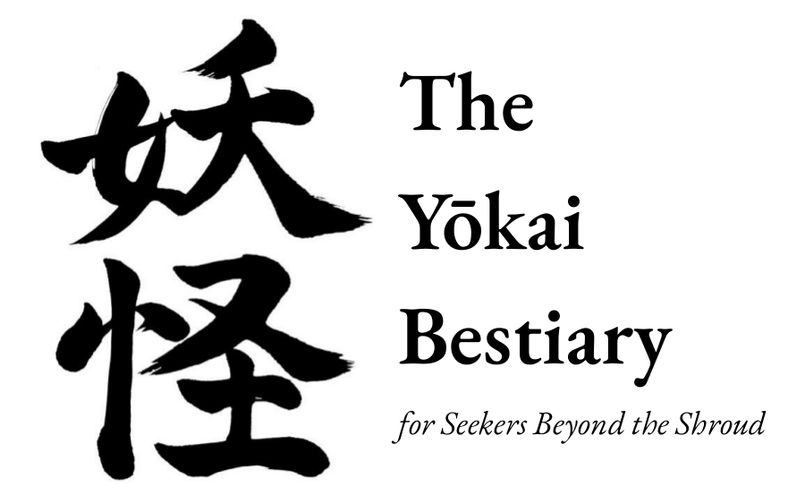 Bestiario Yōkai para Seekers Beyond The Shroud