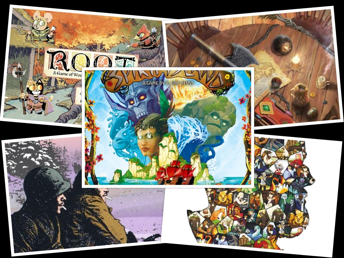 5 Juegos en solitario de 'batallitas o guerras'