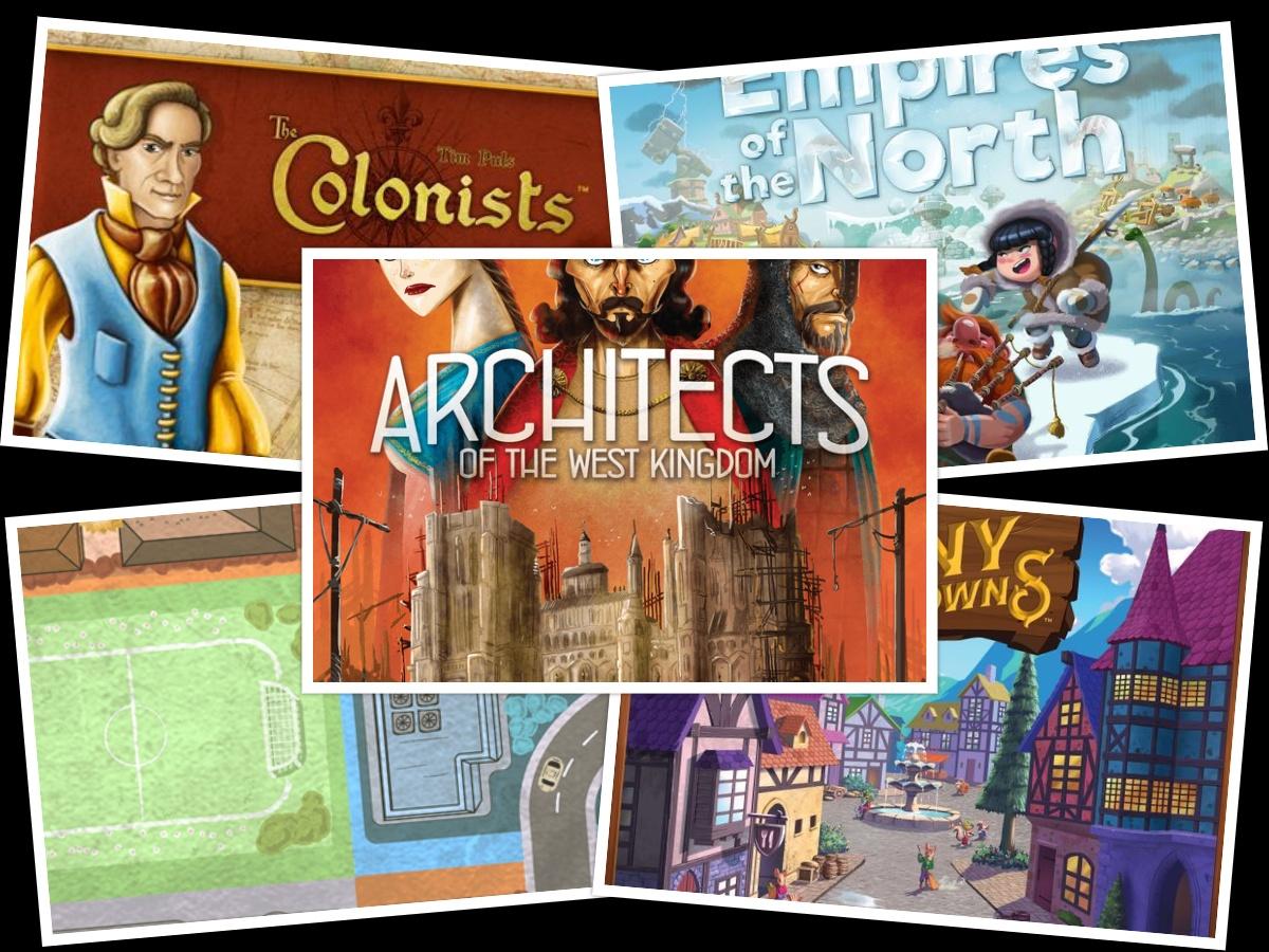 5 Juegos en solitario de 'construir cosas'