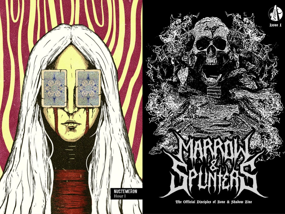 Un vistazo - Nuctemeron y Marrow & Splinters