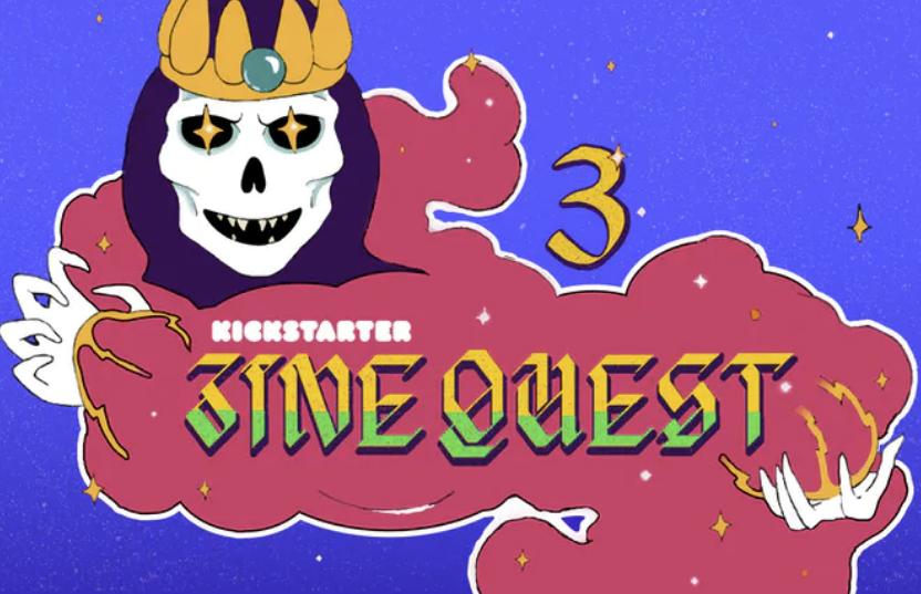 Zine Quest 3: las zines en solitario