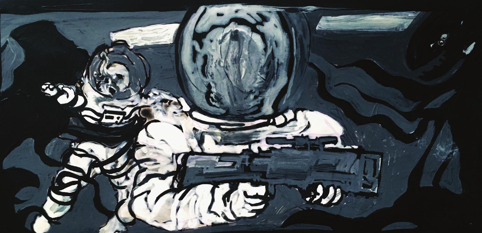 Ilustración de Mothership