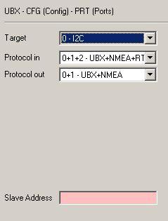 Developers - GPS - Support I2C communication  -