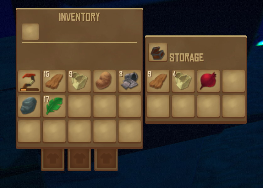 clean inventory