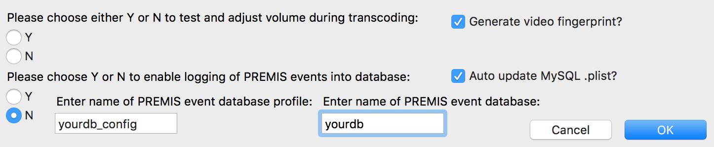 Database GUI Example