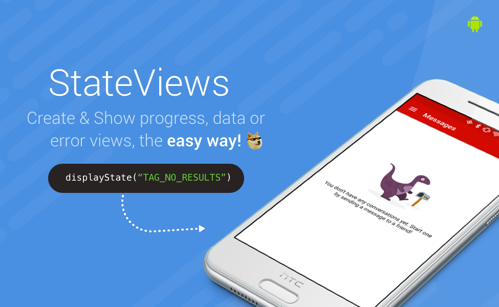 Android States Page Cover