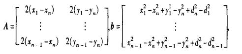 A、b矩阵