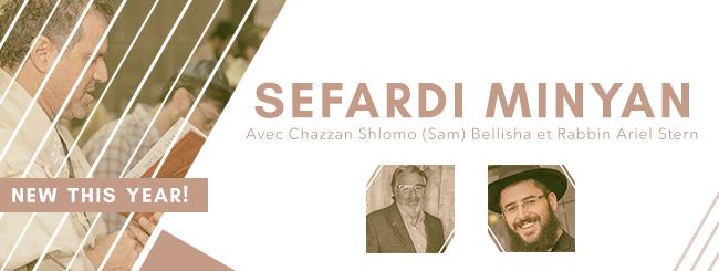 Sephardi Minyan