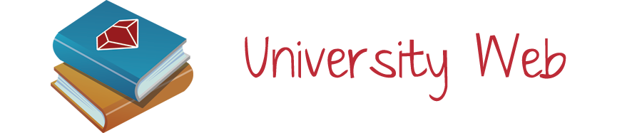University Web Logo