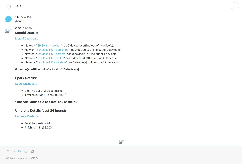 meraki/spark-operations-bot: bot leveraging the Spark Bot framework