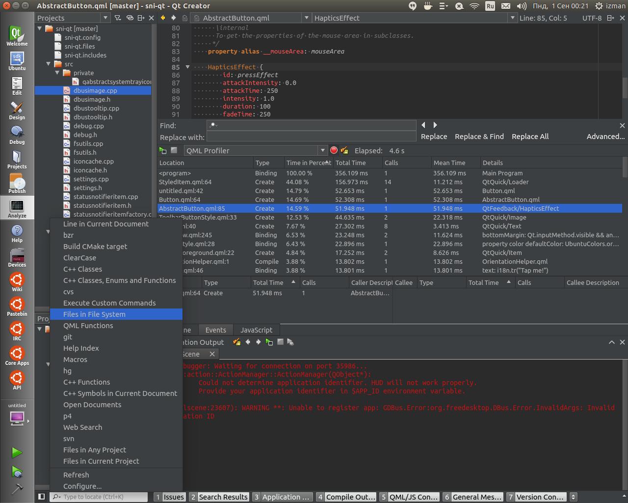 Background image qt stylesheet - Options Dialog Screenshot Analyze Screenshot