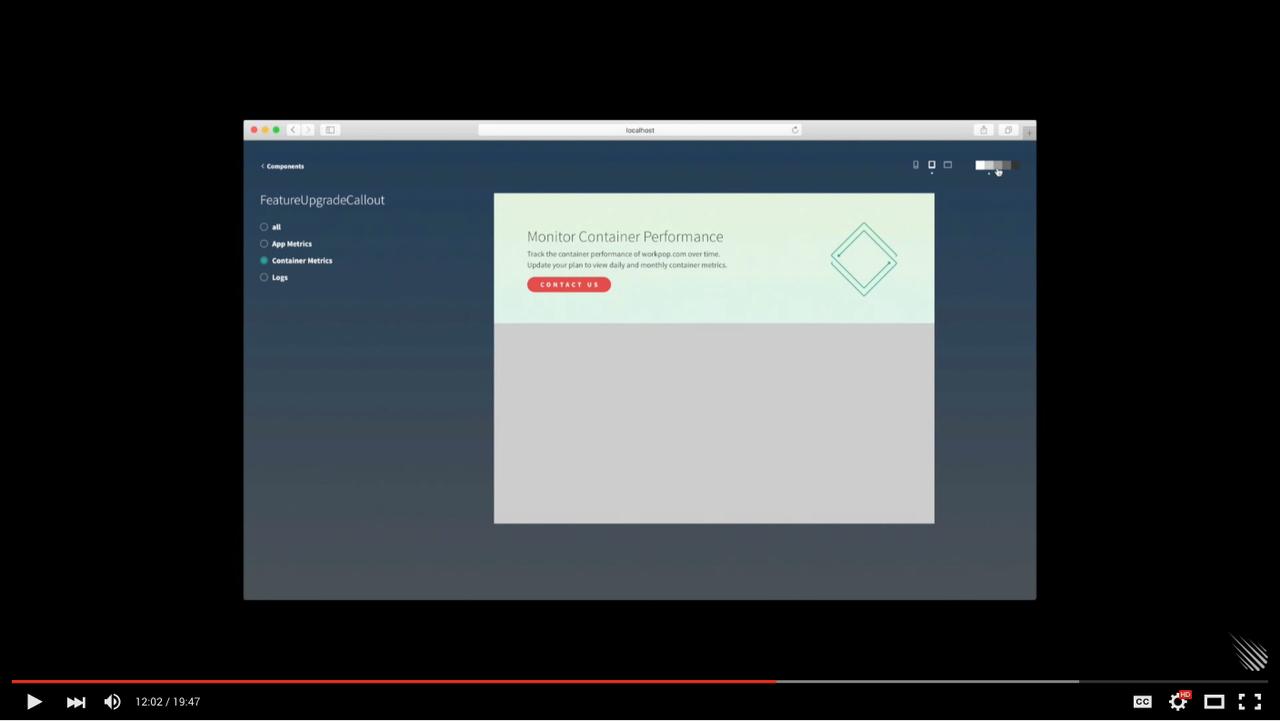 Chromatic demo video