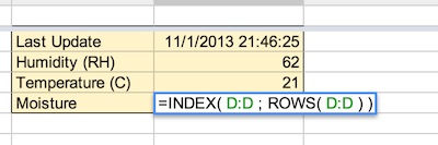 spreadsheetformula