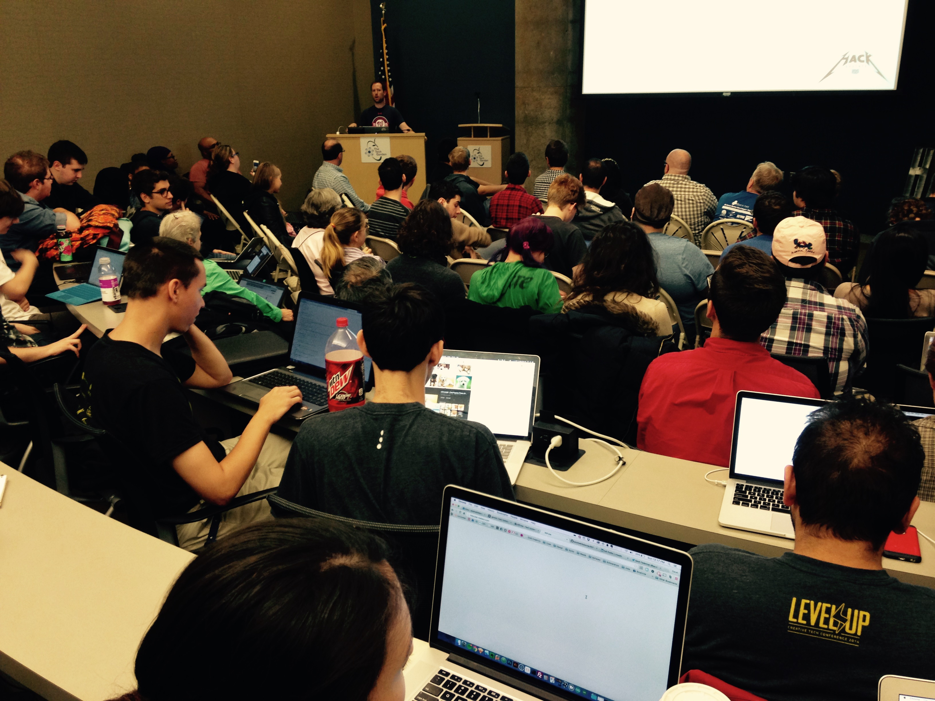 Hack Upstate: Syracuse, NY, October 2015