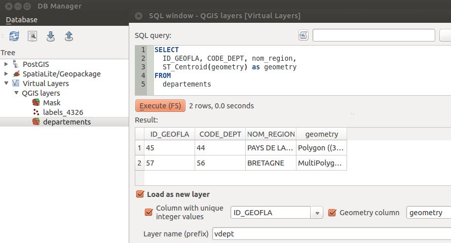 QEP 26 Support Of Virtual Layers · Issue #44 · qgis/QGIS