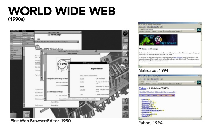 early browsers