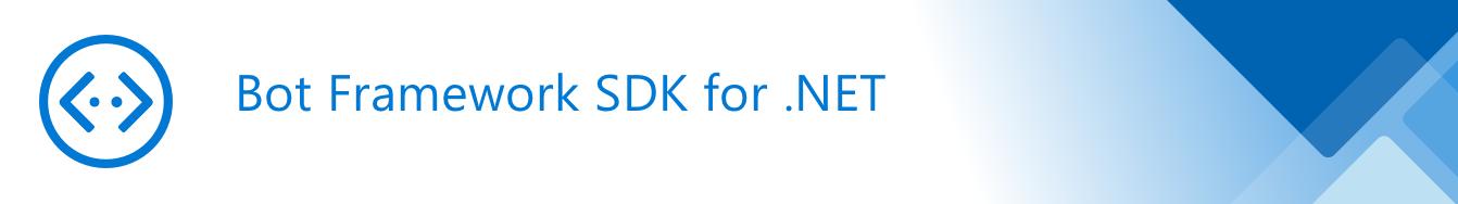 Bot Framework for dotnet