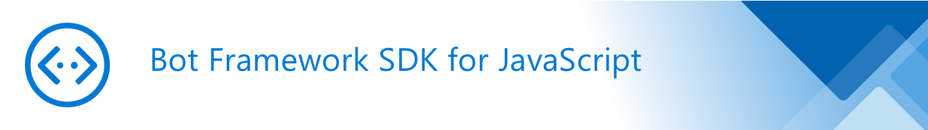 Bot Framework SDK v4 for JavaScript
