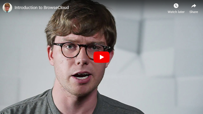 Introduction to BrowseCloud