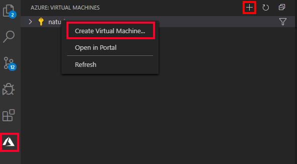 CreateVirtualMachine