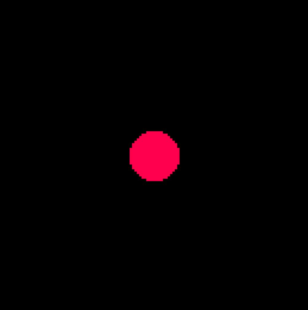 PICO-8 Red Ball