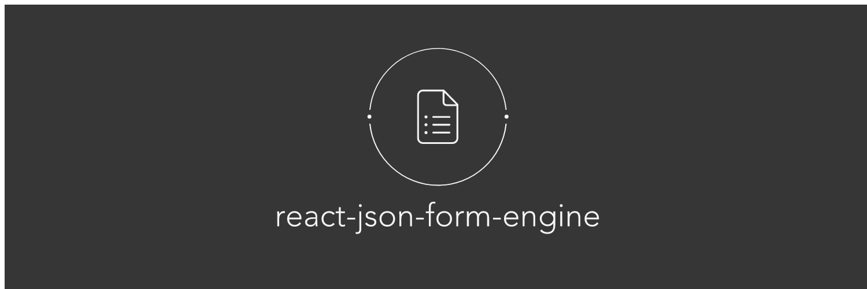GitHub - mikechabot/react-json-form-engine: Build lightning