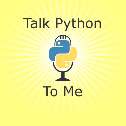Talk Python To Me logo