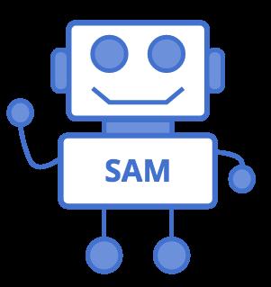 SAMBot Logo