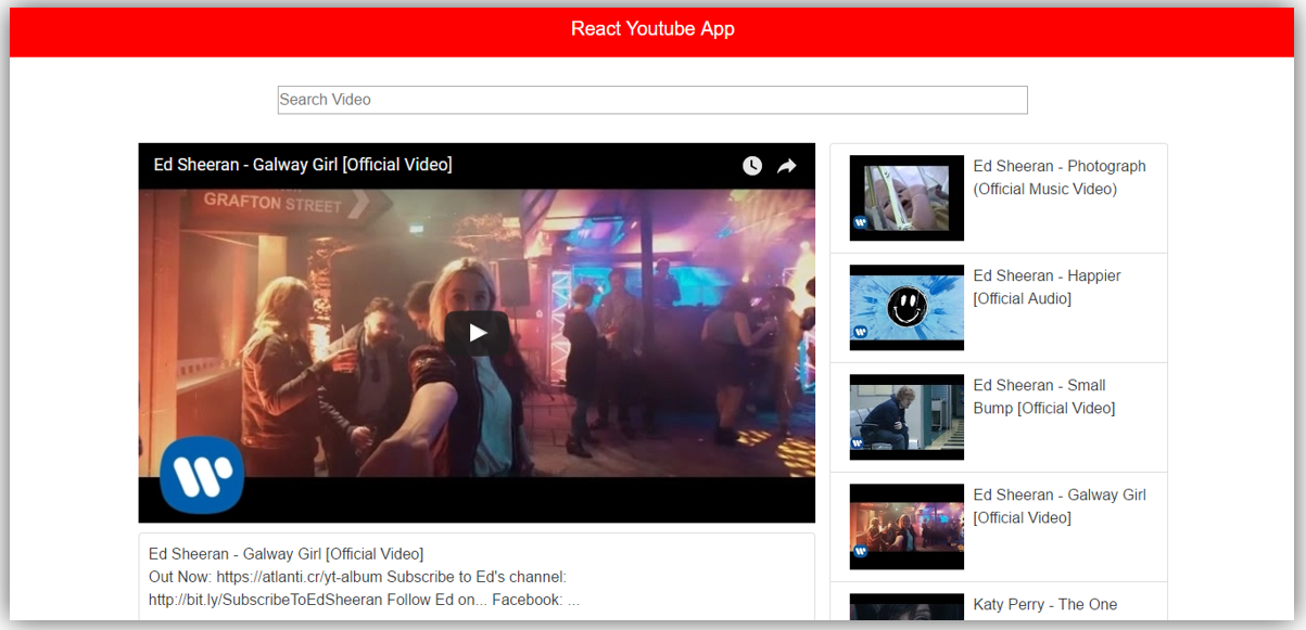 GitHub - mimukit/react-youtube-app: Simple video site built with
