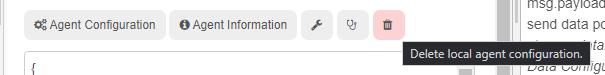delete local settings