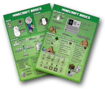 Minecraft-Basics-Sheet