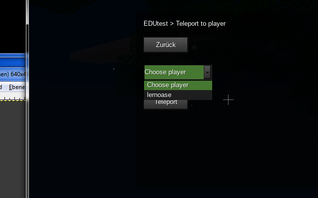 Teleport to Player