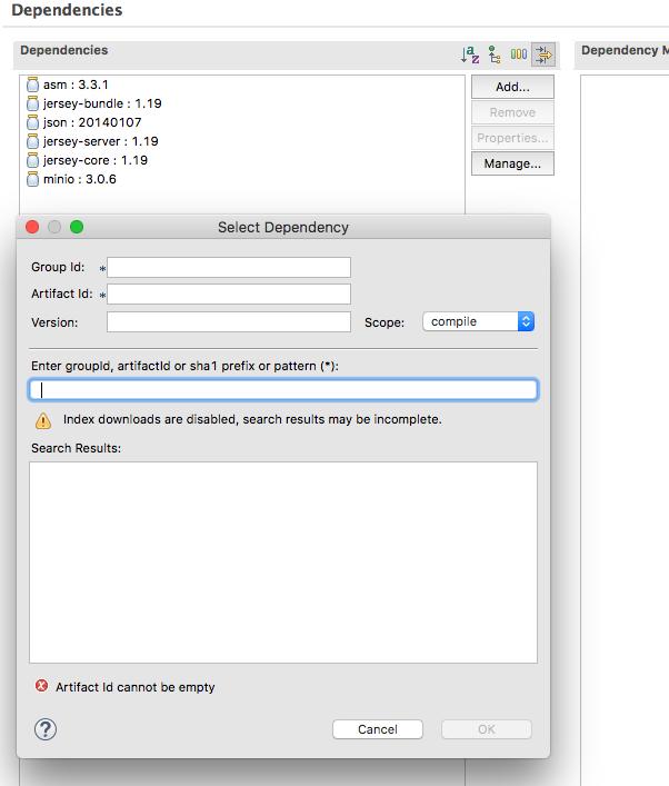 minio-dependencies3.0.6