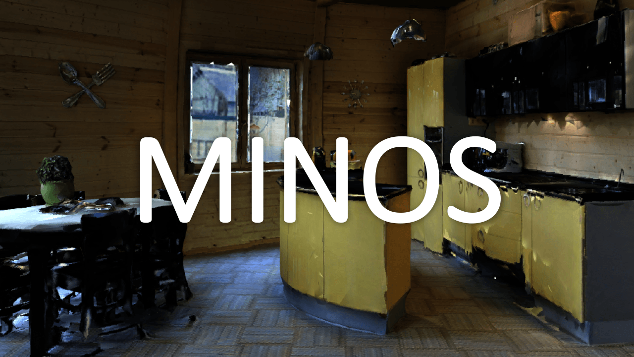 MINOS: Multimodal Indoor Simulator for Navigation in Complex Environments