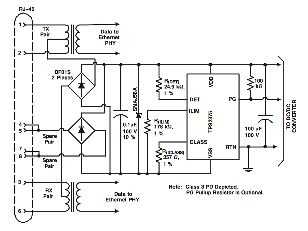 poe injector schematic get free image about wiring diagram