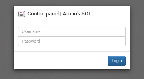 Armins Bot