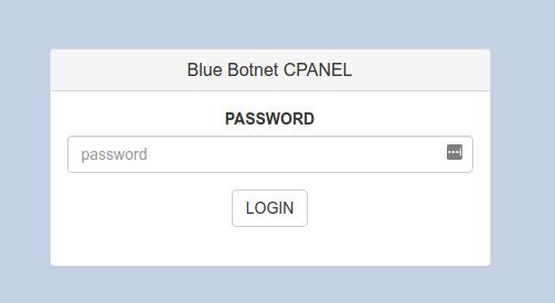 Blue Botnet