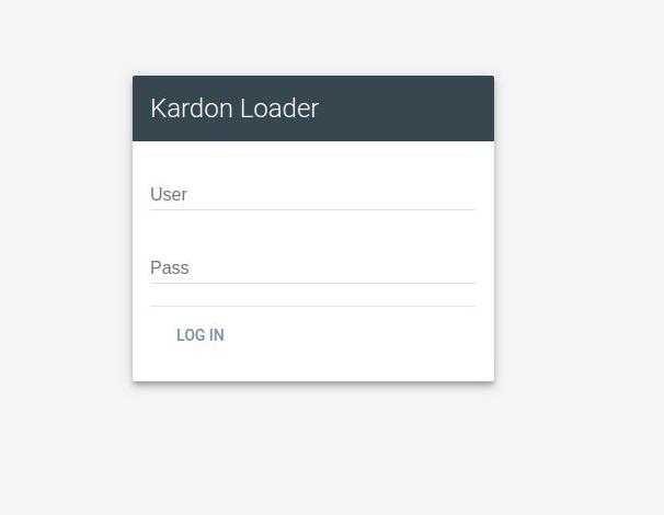 Kardon Loader