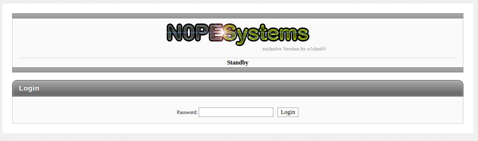 NopeSystems