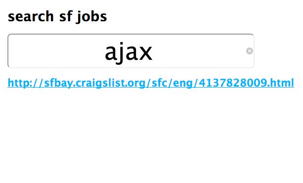 Handling AJAX calls with Node js and Express (scraping