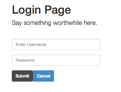 User Authentication with Passport js