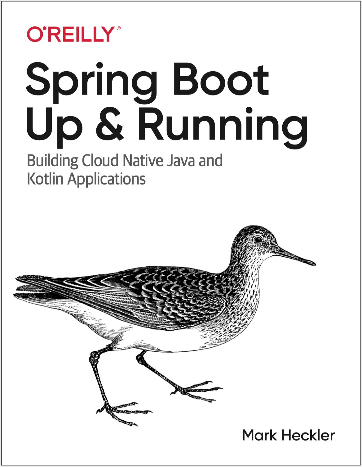 Spring Boot Up and Running!