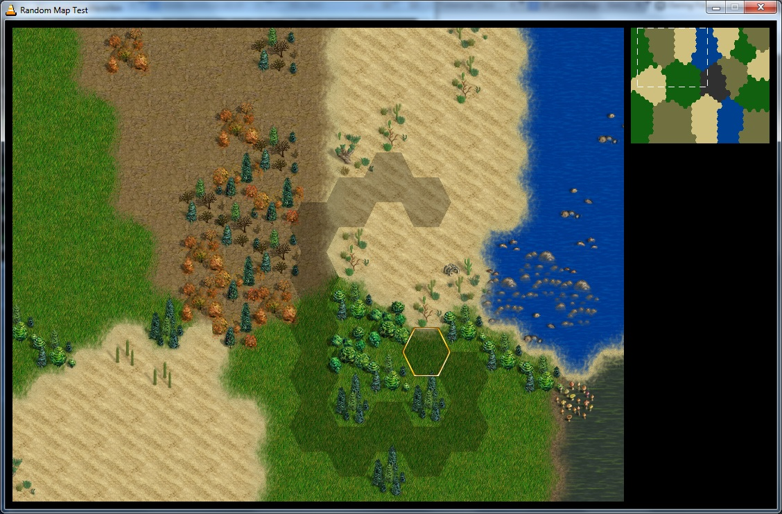 mathematics - Generate equal regions in a hex map - Game Development ...