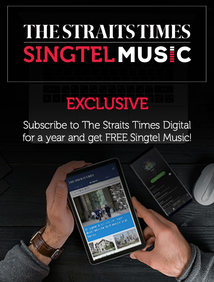 The Straits Times & Singtel Music