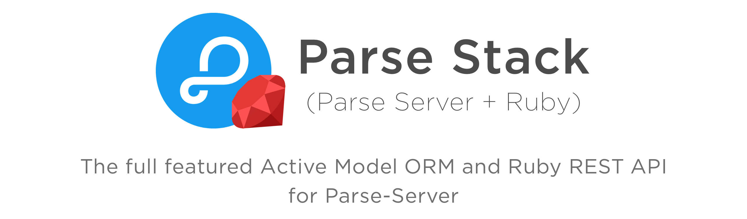 Parse Stack - The Parse Server Ruby Client SDK