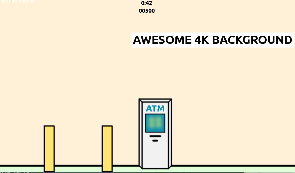 The greedy ATM