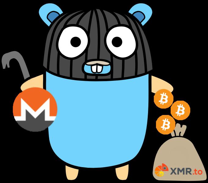 Go XMRTO Client