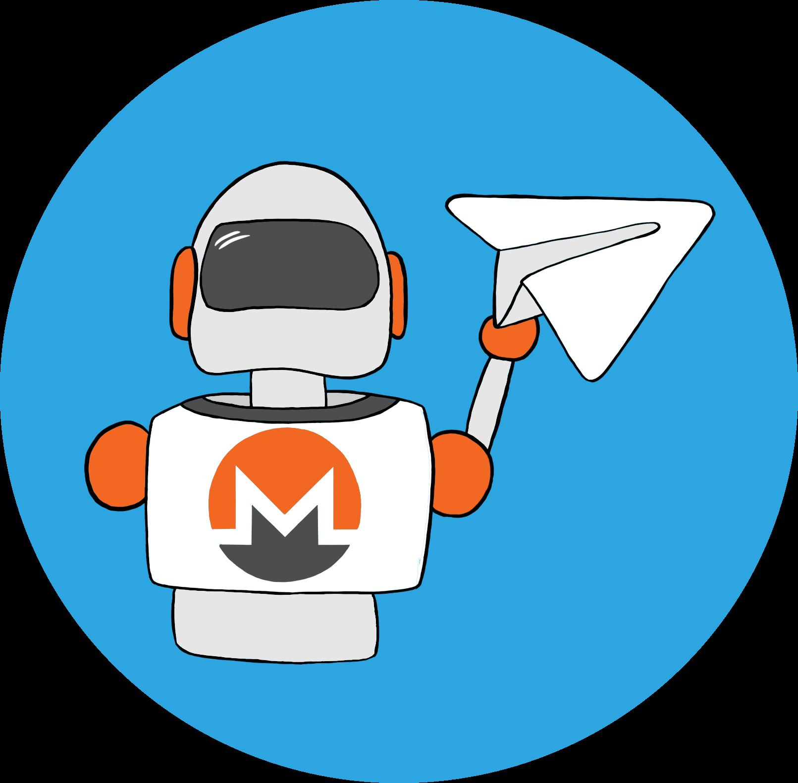 A Monero Tip Bot for Telegram