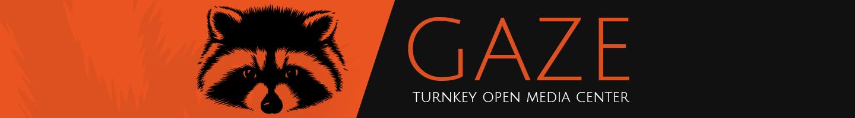 GAZE banner